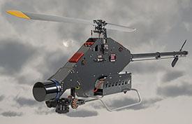 Leptron Avenger Helicopter