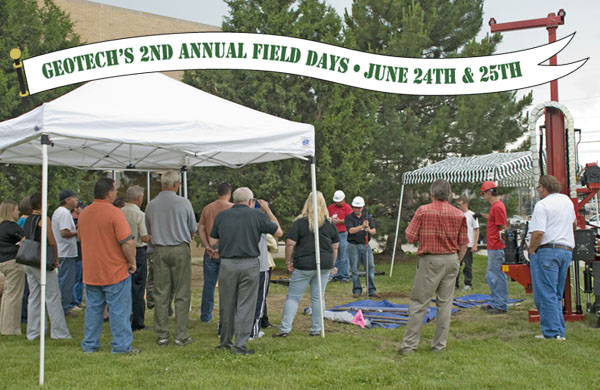 2nd Annual Field Days
