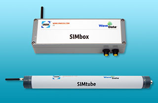 INW WaveData SIMbox & SIMtube