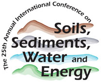 25th Annual Conference on Soils, Sediments, Water & Energy