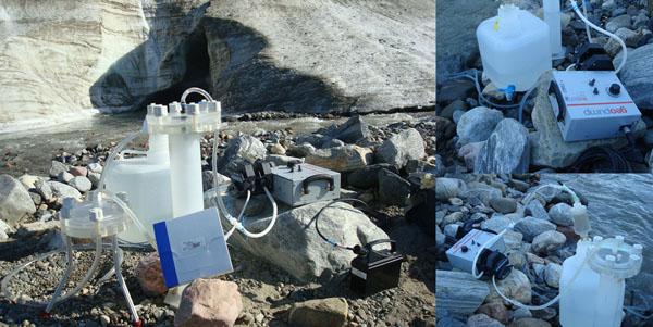 Greenland Geopump Sampling