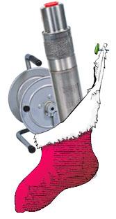Redi-Flo2 stocking stuffer