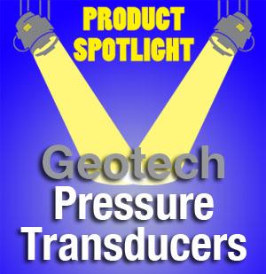 Geotech Pressure Transducers