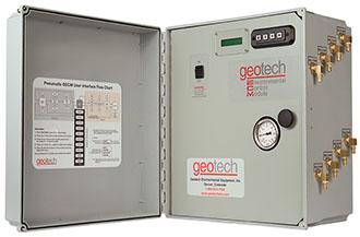 Geotech Environmental Control Module Pneumatic Pump Controller