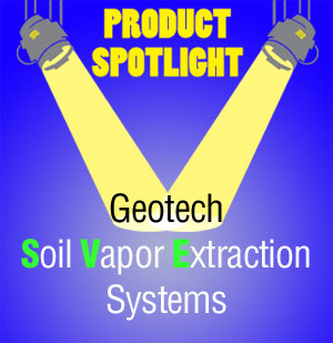 Geotech Soil Vapor Extraction Systems