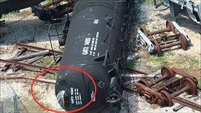 Rail Tanker Sill