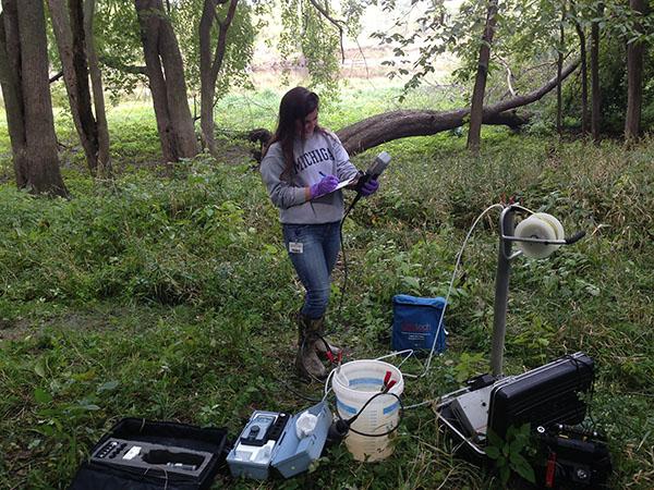 Monitoring Well Sampling in Michigan
