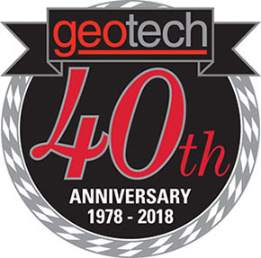 Geotech 40th Anniversary
