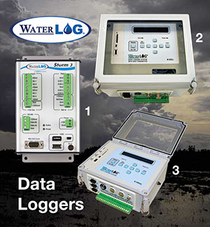 WaterLOG Data Loggers