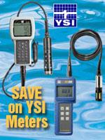 YSI 556 & Ecosense Meters