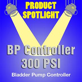BP Controller 300 PSI