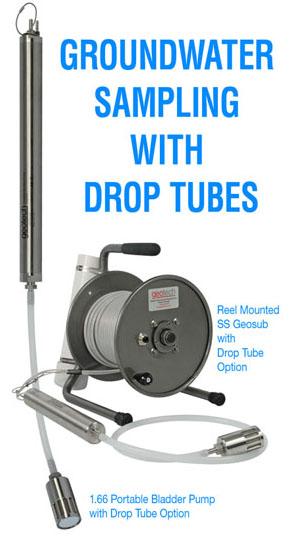 Groundwater Sampling with Drop Tubes