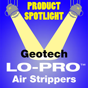 Geotech LO-PRO Air-Strippers