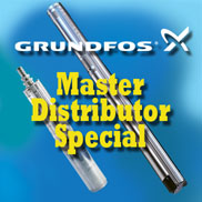 Grundfos Master Distributor Special