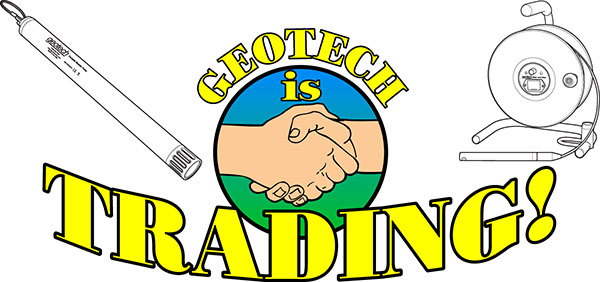 Geotech is Trading!