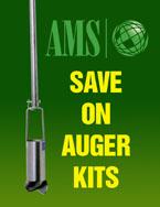 AMS auger kits promo