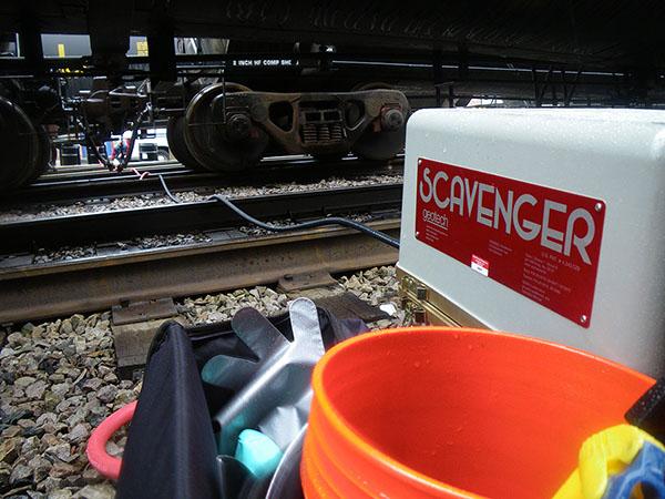 Railyard Scavenger