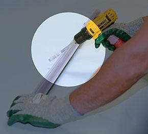 Opening Zipliner Sleeve