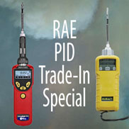 RAE PID Trade-In Special