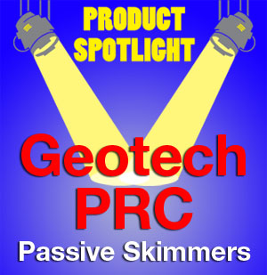 Geotech PRC Passive Skimmers