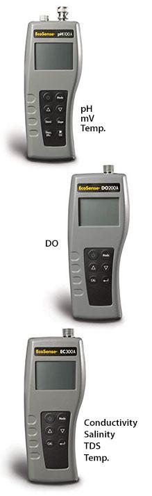 YSI Ecosense Meters