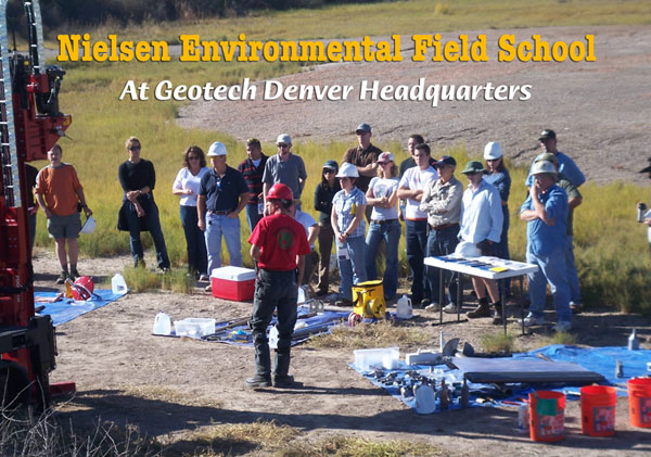 Nielson Fall School at Geotech