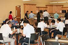 Delegates Lunch