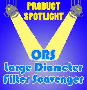 Product spotlight on Geotech Large Diameter Filter Scavenger