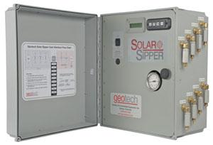 Multi-Well Solar Sipper