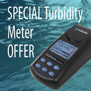 Special Turbidity Meter Offer
