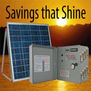 Savings that Shine