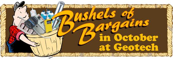 Bushels of Deals