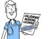 Hassle-free California Nursing License