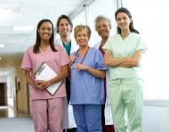 The Generation Shift in the Nursing Workforce