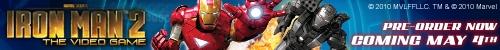 Sega's Iron Man 2