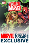 WOMEN OF MARVEL DIGITAL (BLACK CAT) #3