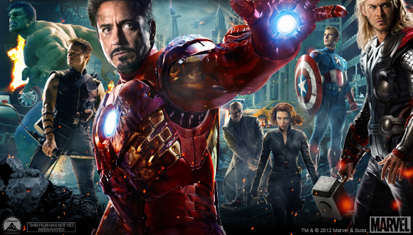 Marvel's The Avengers: Watch the newest trailer now!