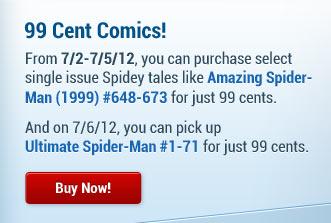 99 Cent Comics!