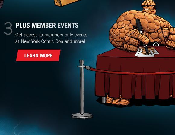 3) Plus Member Events