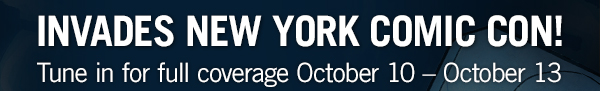 Marvel LIVE! Invades New York Comic Con!
