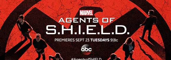 Marvel's Agents of S.H.I.E.L.D. Returns!