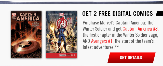 Get 2 Free Digital Comics!