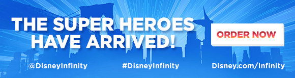 Disney Infinity 2.0 Available Now!