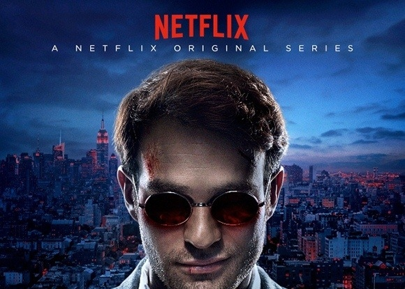 Marvel's Daredevil on Netflix!