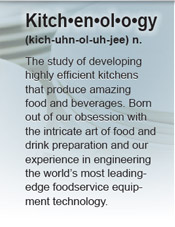 Definition of Kitchenology