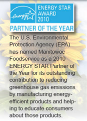 ENERGY STAR - Partner of the Year 2010
