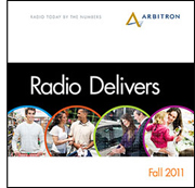 Cover image of Radio Delivers