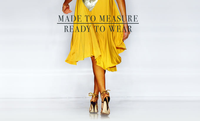 MADE TO MEASURE | READY TO WEAR