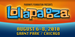 Check Out Lollapalooza 2010