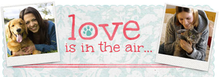 Love is in the air this month...